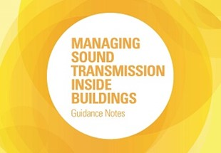 Managing sound transmissions inside buildings