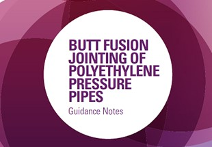 Butt fusion jointing of polyethylene pressure pipes