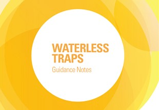 Waterless traps